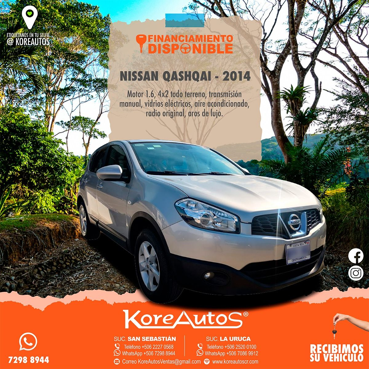 Nissan Nissan, Nissan qashqai, Vehicles