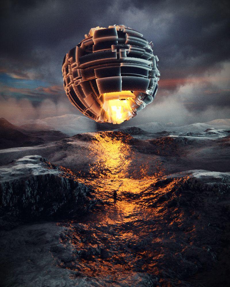 Daily Renders 2018 on Behance | Surreal JPierce in 2019 | Visual