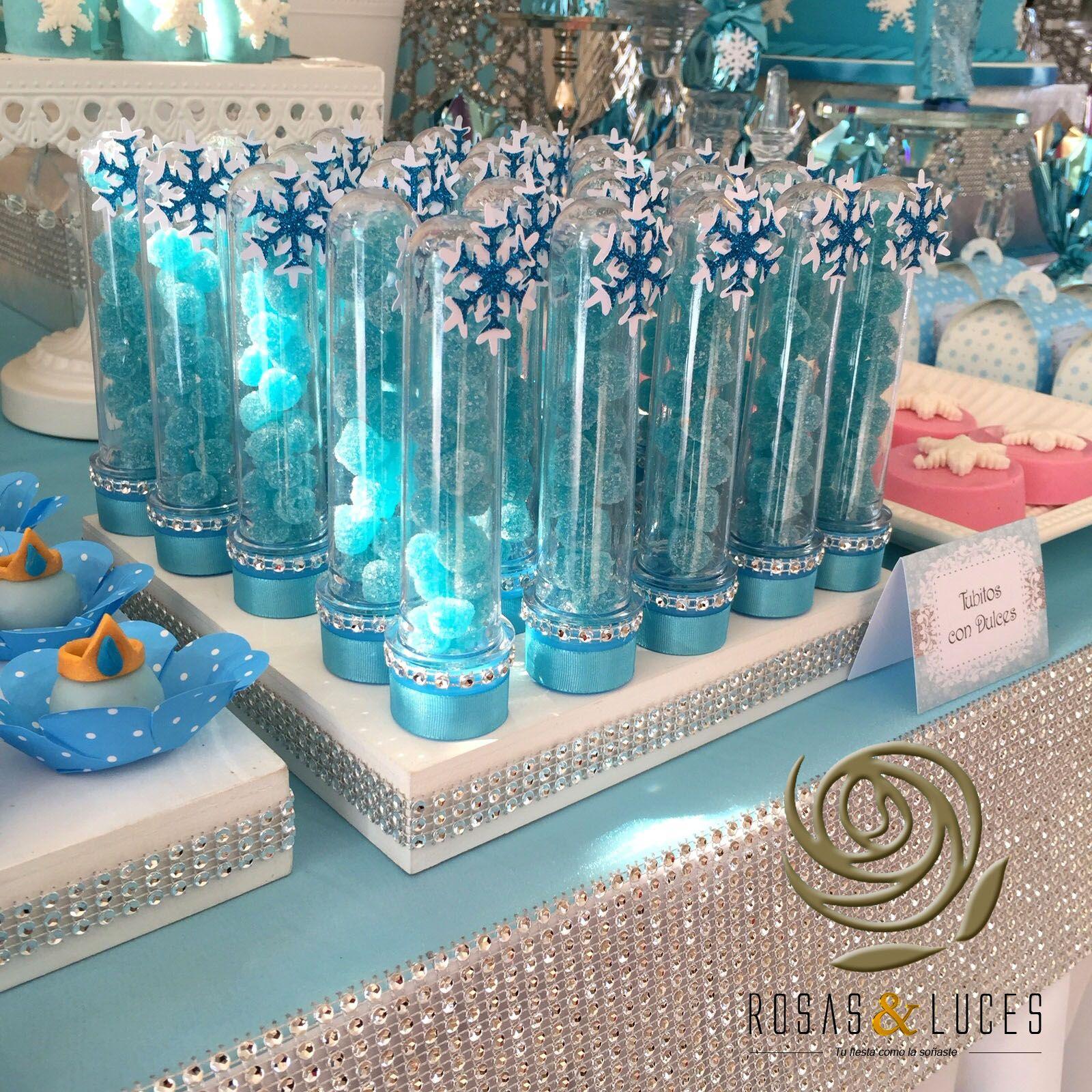 Decoraci n de fiestas frozen frozen pinterest for Ideas de decoracion