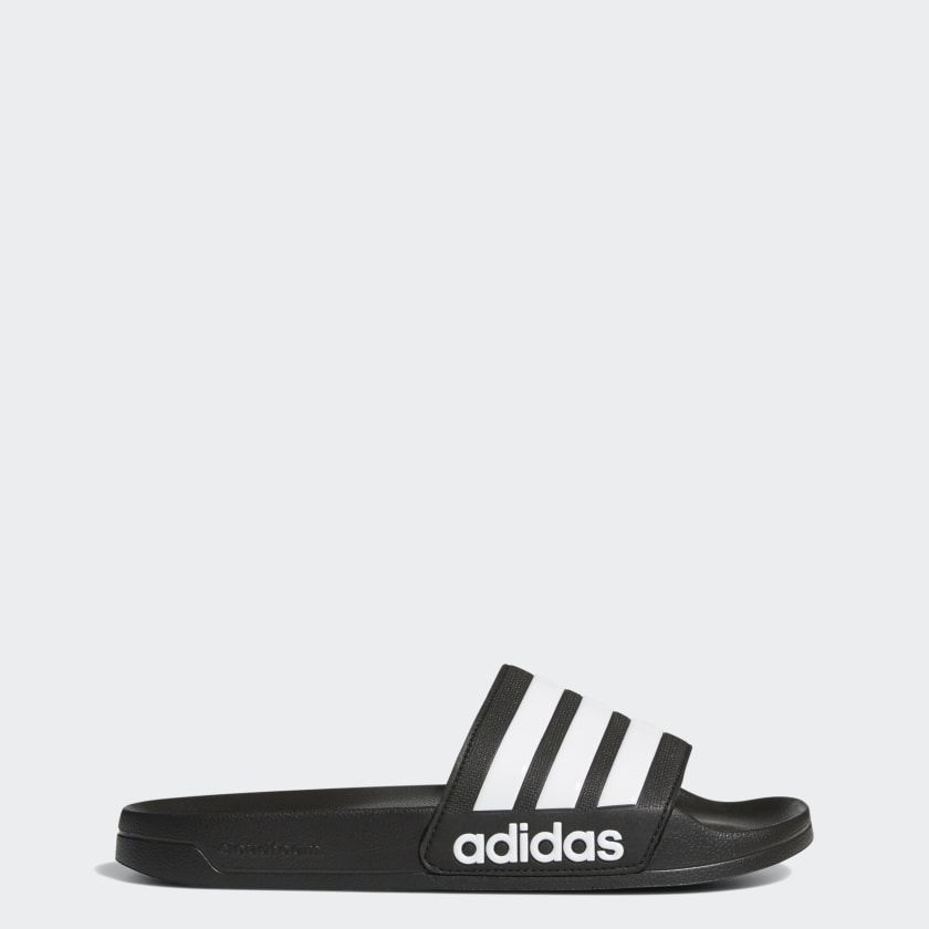 Adilette Cloudfoam Slides in 2020 | New adidas shoes, Adidas ...