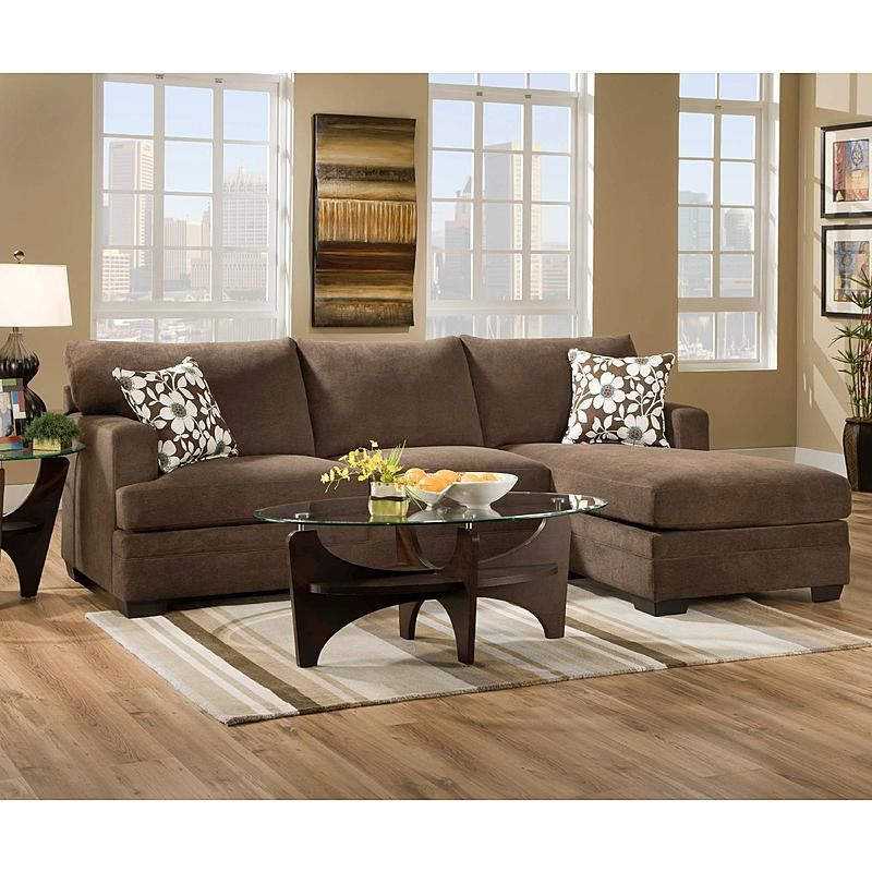 Simmons 6491s Chicklet Java Sofa Sectional Sofa With Chaise Sectional Sofa Couch Sectional