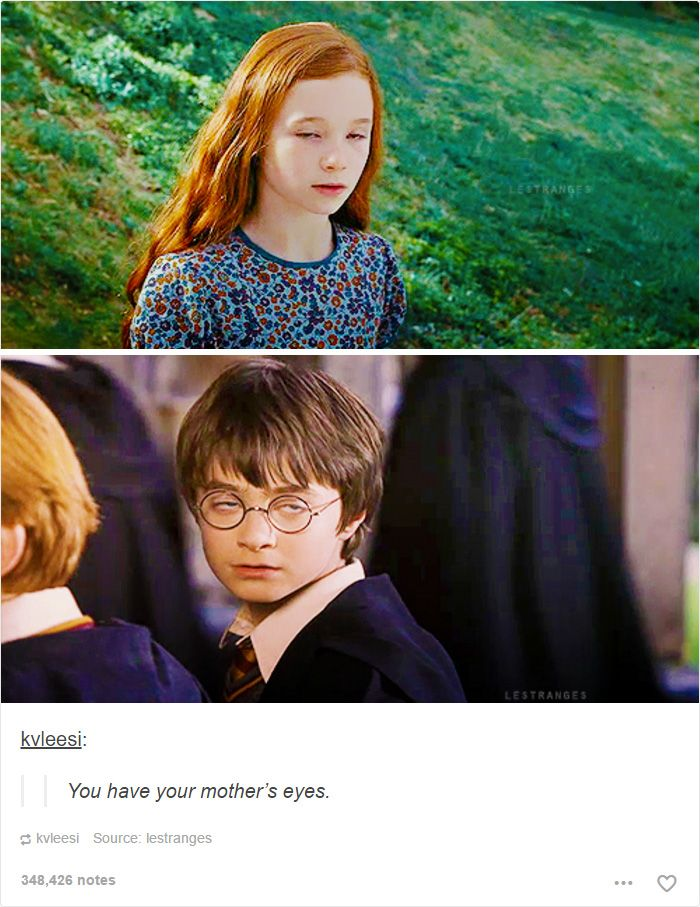10+ Harry Potter Tumblr Posts That Are Impossible Not To Laugh At If You're A Potterhead