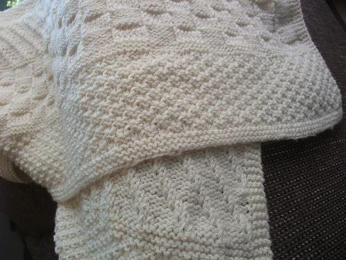 babydecke cross stitch pinterest stricken baby und deckchen. Black Bedroom Furniture Sets. Home Design Ideas