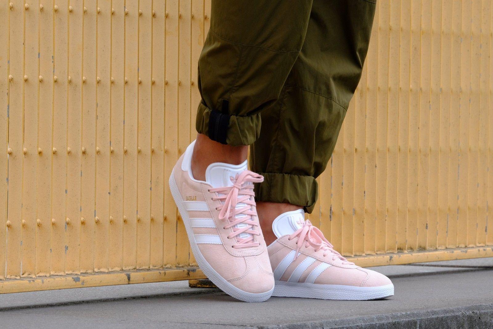 Adidas Gazelle Vapor Pink - BB5472