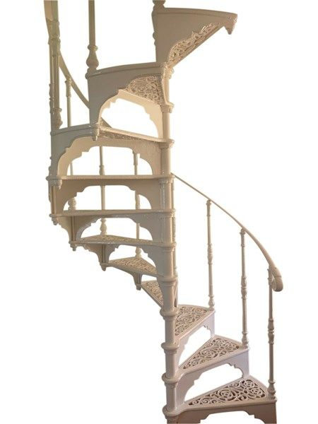 Best This Is A Lovely Decorative Spiral Staircase Its In Great 400 x 300