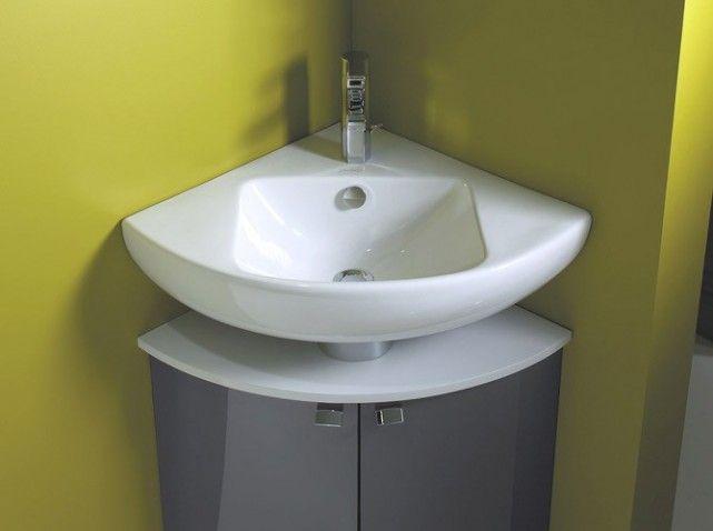 40 meubles pour une petite salle de bains appart pinterest lavabo angles et salle de bains. Black Bedroom Furniture Sets. Home Design Ideas