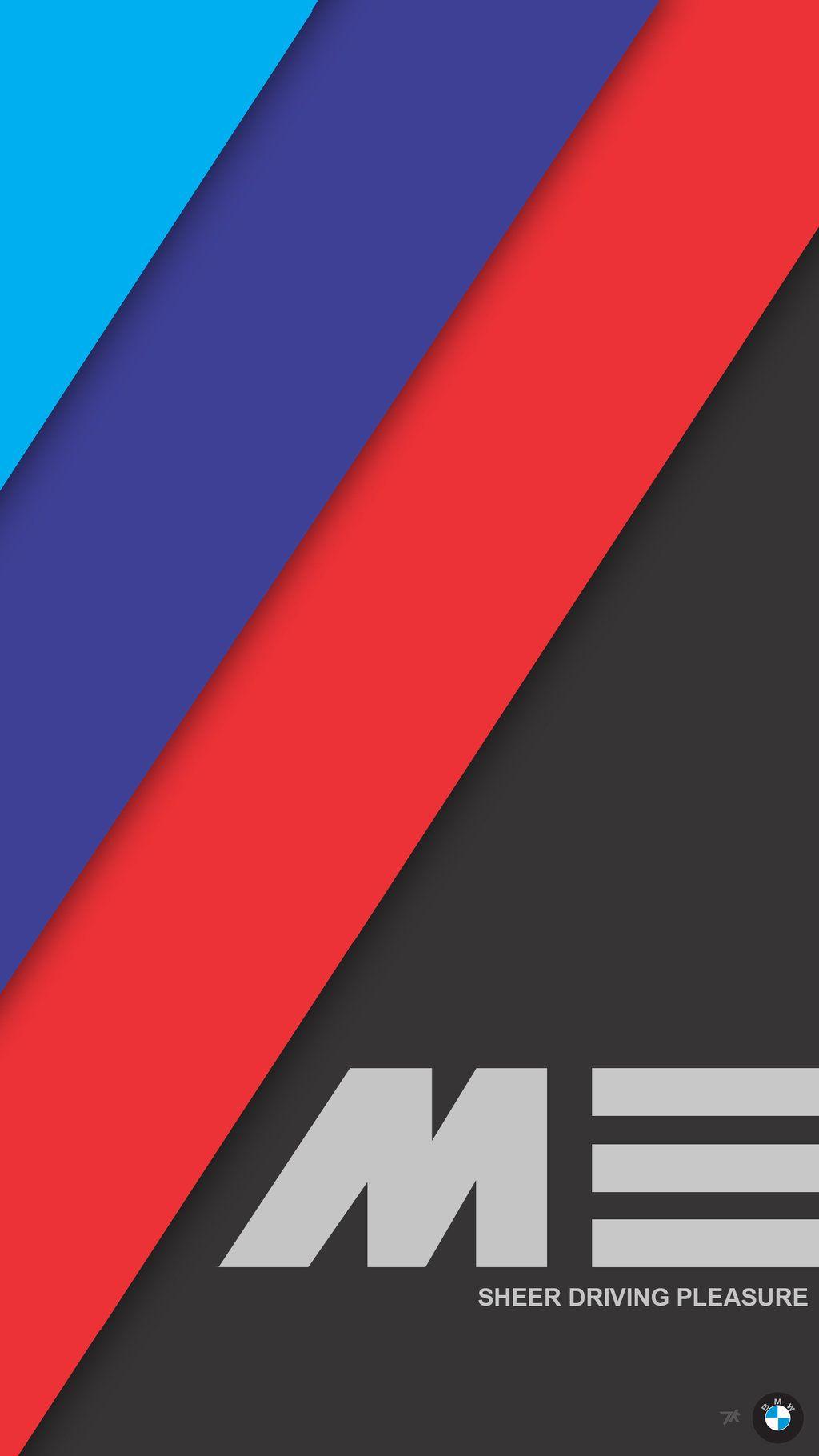 Minflat bmw m performance mobile wallpaper 2k by dakoder http