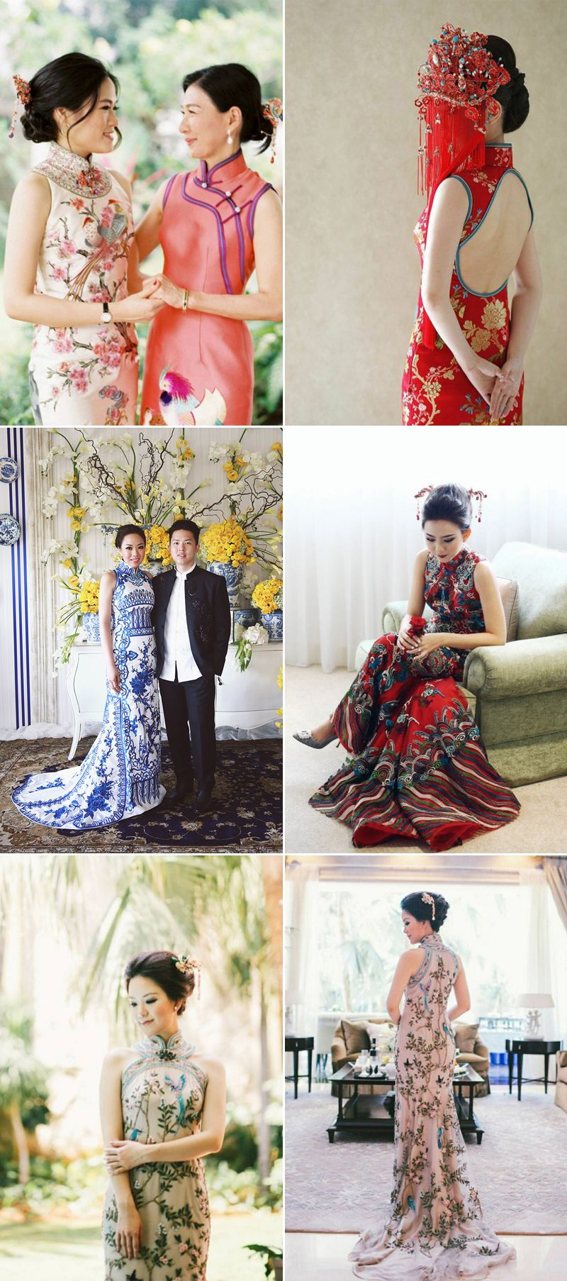We Love The Beauty Of Modern Weddings That Bine Two Cultures Together And One See Quite Often Is Bination Chinese Western Traditions: Modern Asian Wedding Dresses At Reisefeber.org