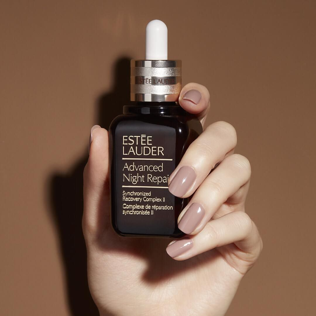 Unexpected #AdvancedNightRepair hack: After applying to your face ...