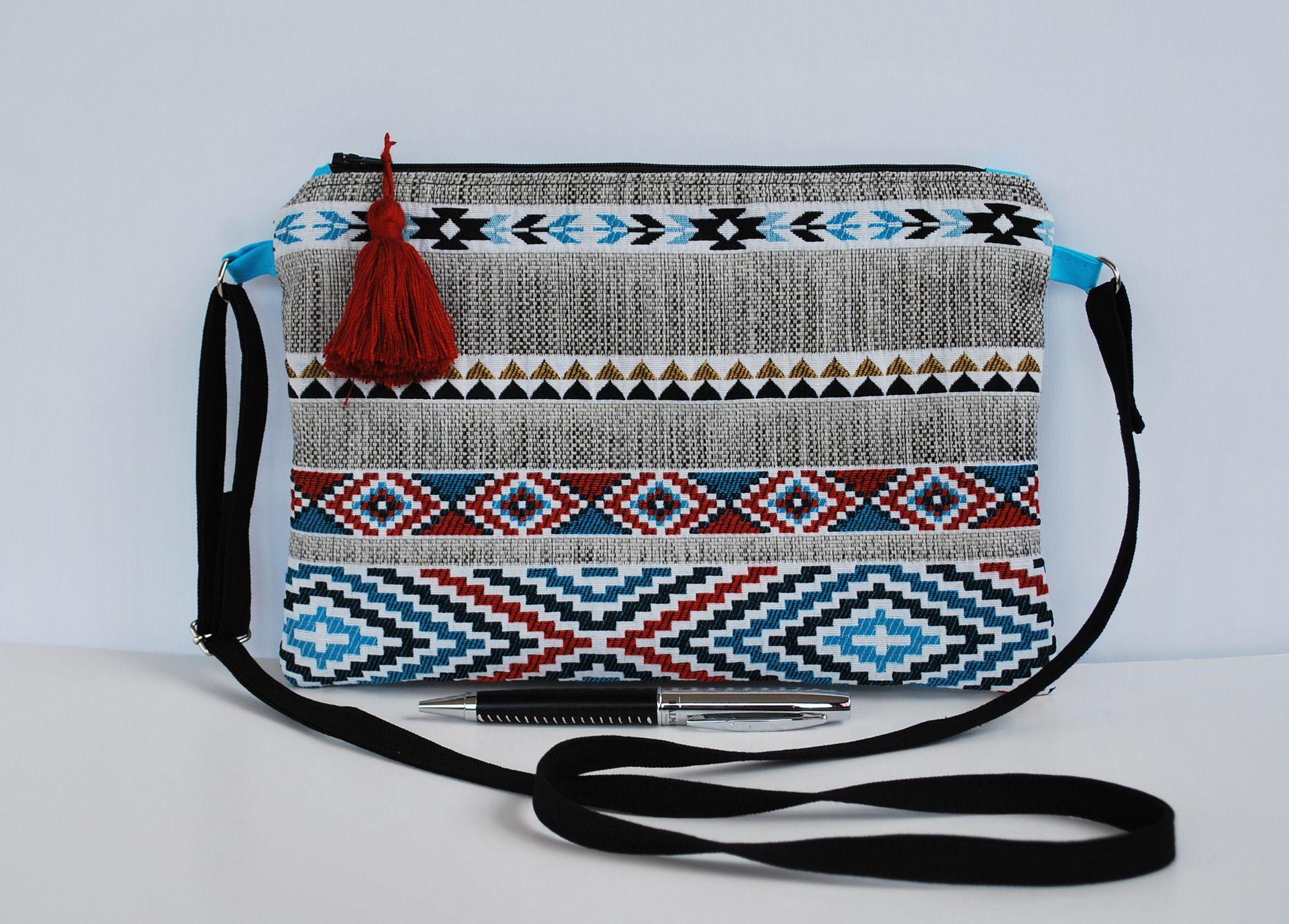 petit sac a main ethnique bandoulière