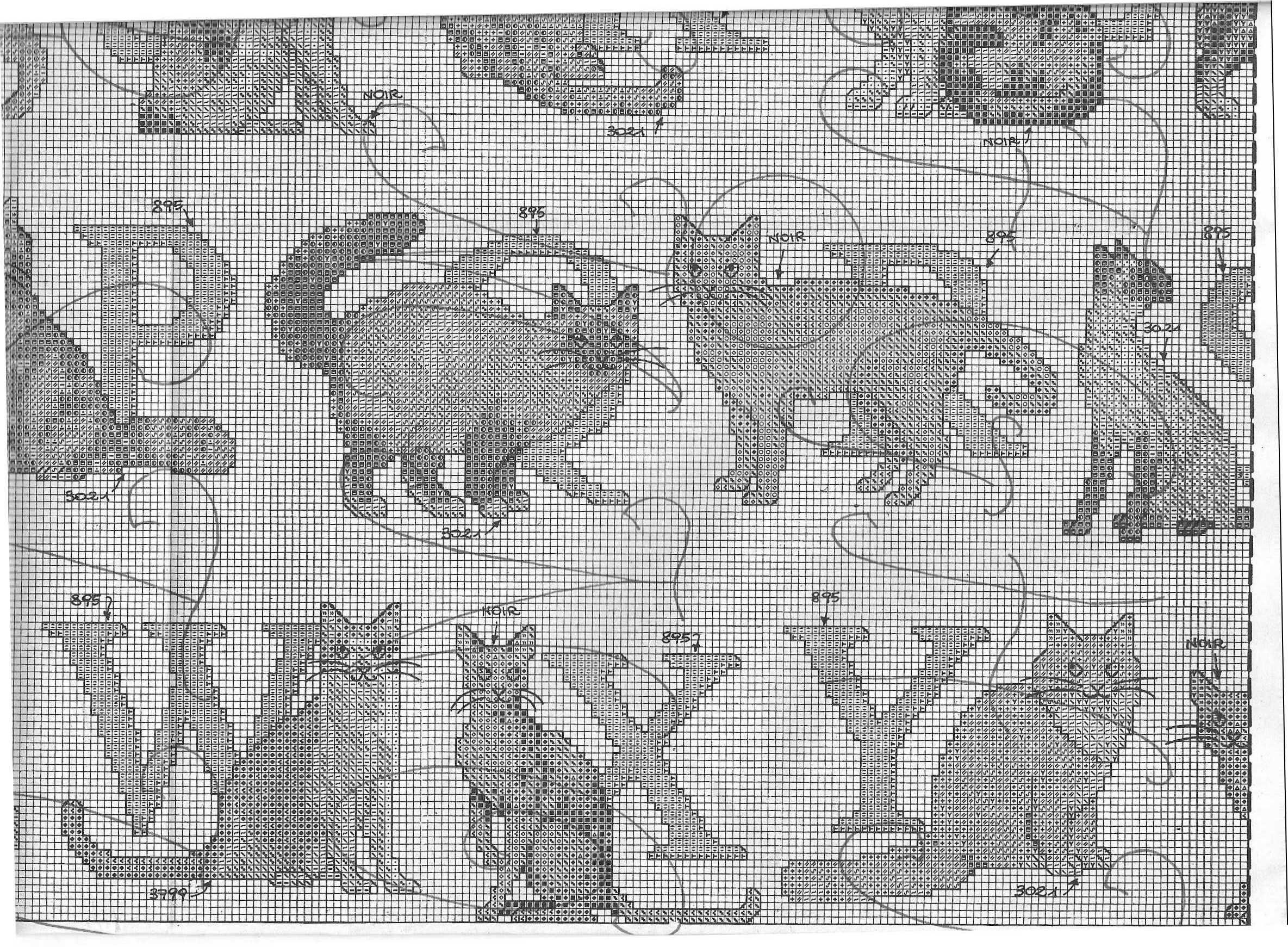 ABC les chats  5-7