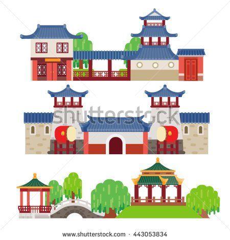 China Building 建筑物 地标 海洛创意正版图片 视频 音乐素材交易平台