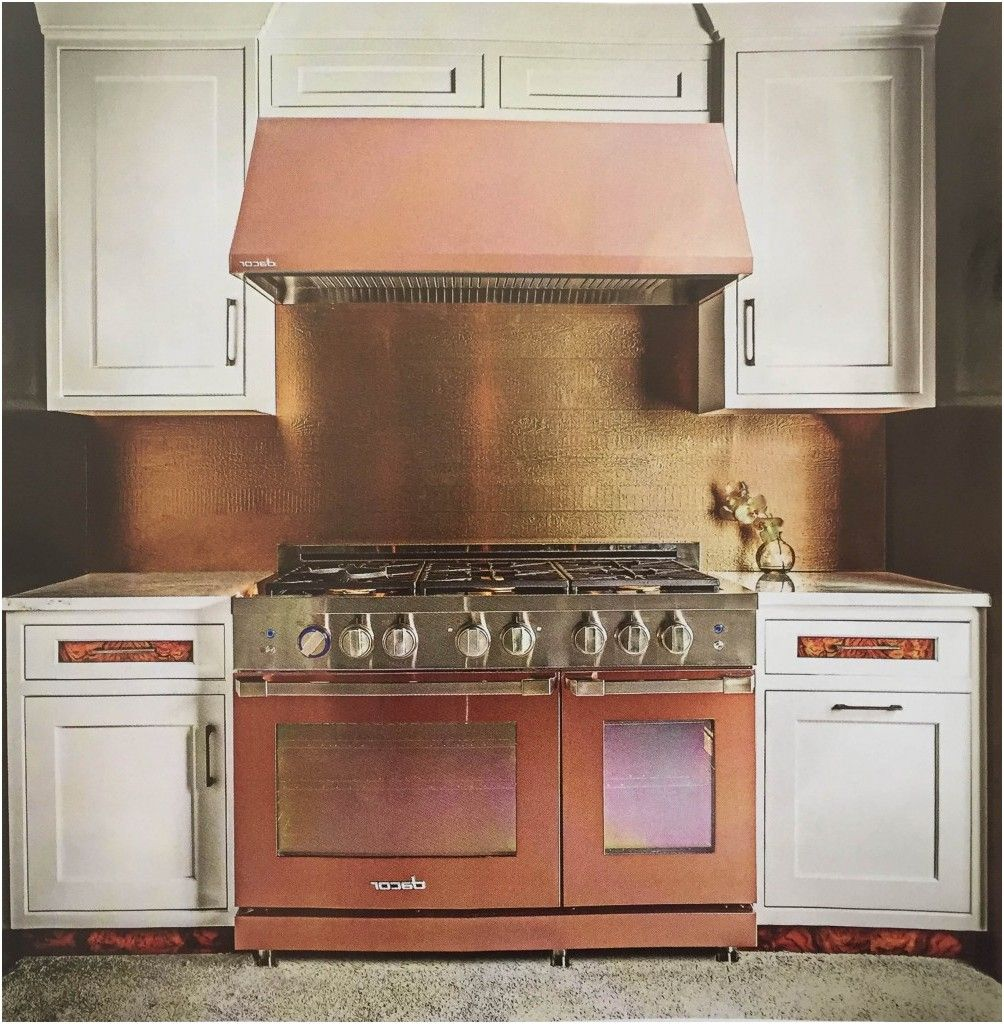 ask maria are stainless appliances going out of fashion maria from Copper  Appliances Kitchen