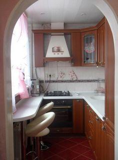 Diseño para una cocina pequeña | odontologa | Pinterest | Cocina ...