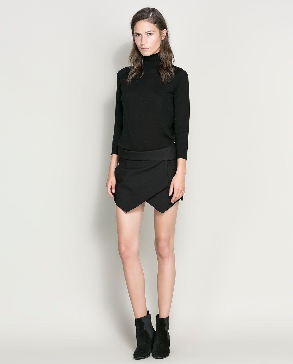 This Zara Style Gonna Donna Need PantaloneFashion Faldas kN8wXZOn0P