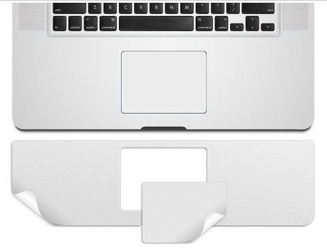 Keep your Palmrest and Trackpad in good condition with a high-quality sticker protectors.  Designed to fit the MacBook Pro 15.4' with Retina Display Only specifically you can ensure the safety of your...
