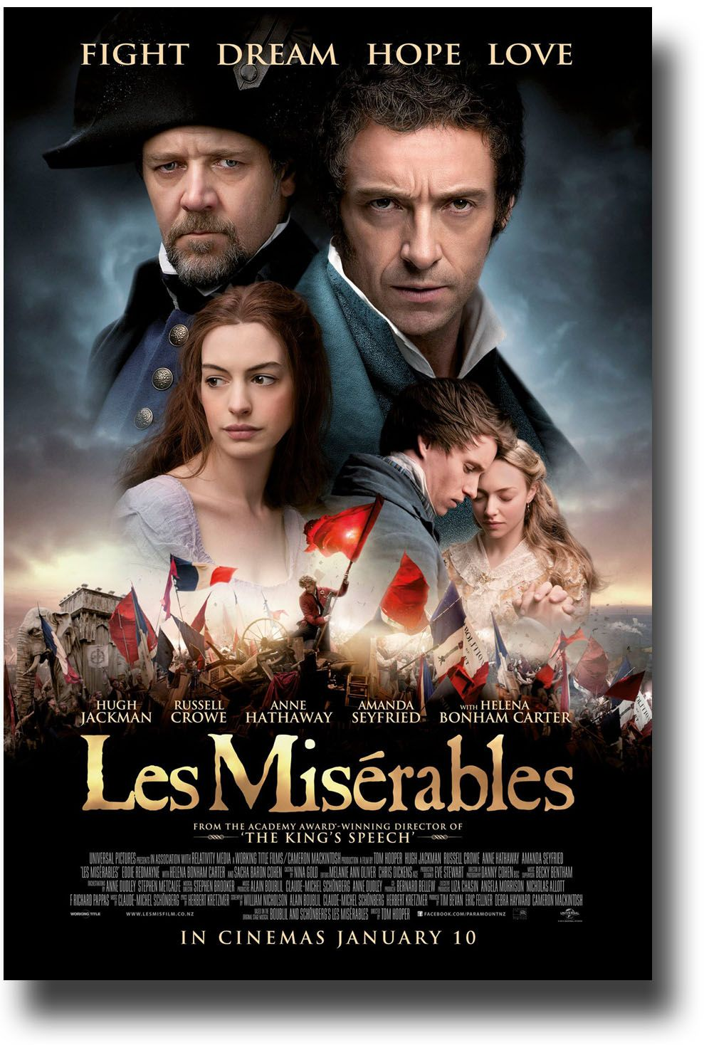 Les Miserables So Amazing Especially Anne Hathaway S Scene