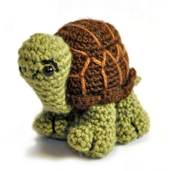 mk crochet tortoise pattern | AMIGURUMI | Pinterest