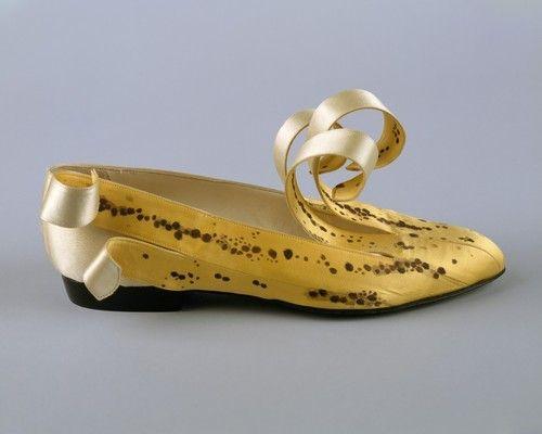 Shoes  Isabel Casanovas, 1989  The Metropolitan Museum of Art