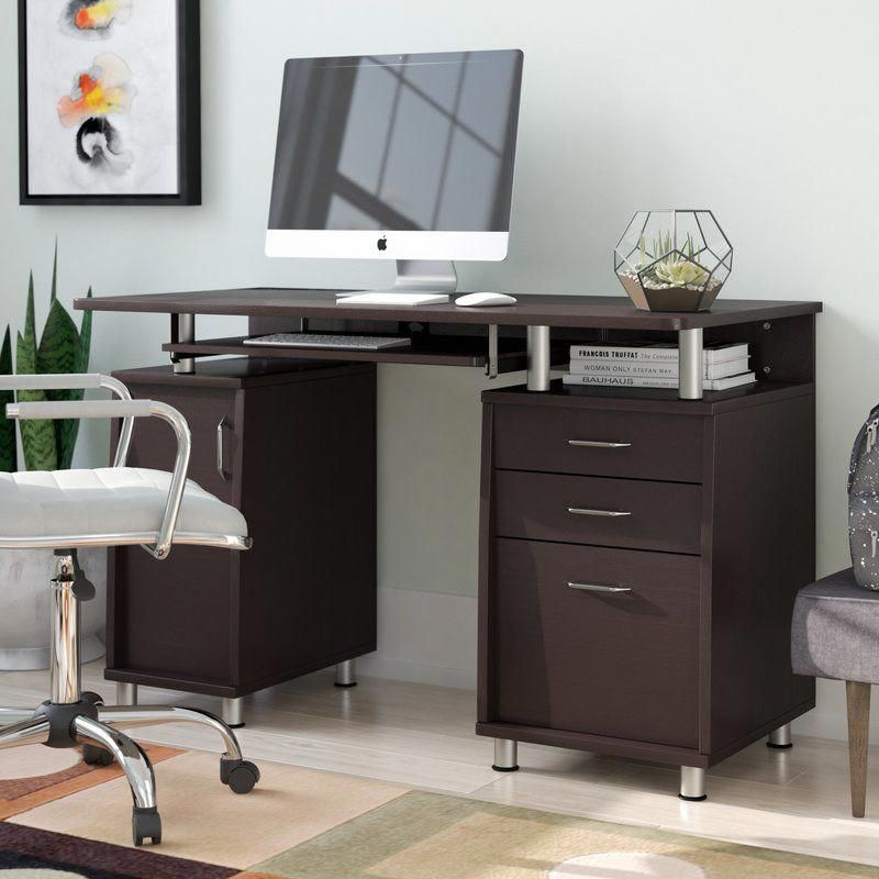 harris computer desk homeofficefurnitureideassmallspaces