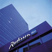 The elegant Radisson Blu Falconer Hotel & Conference Centre http://www.radissonblu.com/falconerhotel-copenhagen