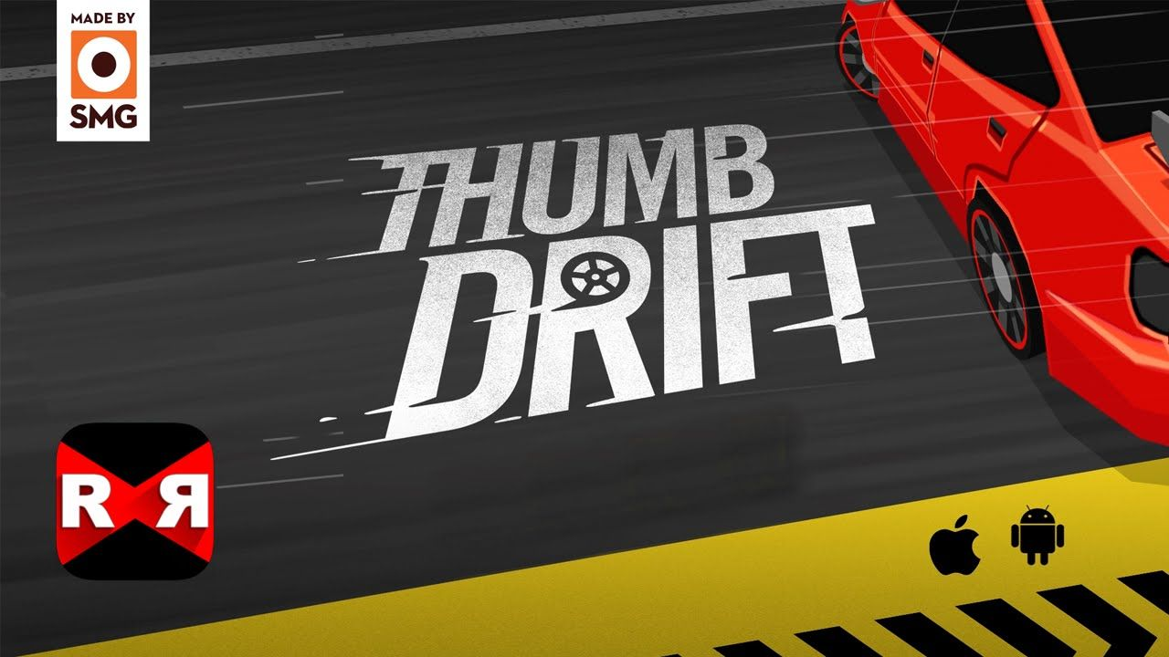 Download Thumb Drift (By SMG Studio) iOS / Android
