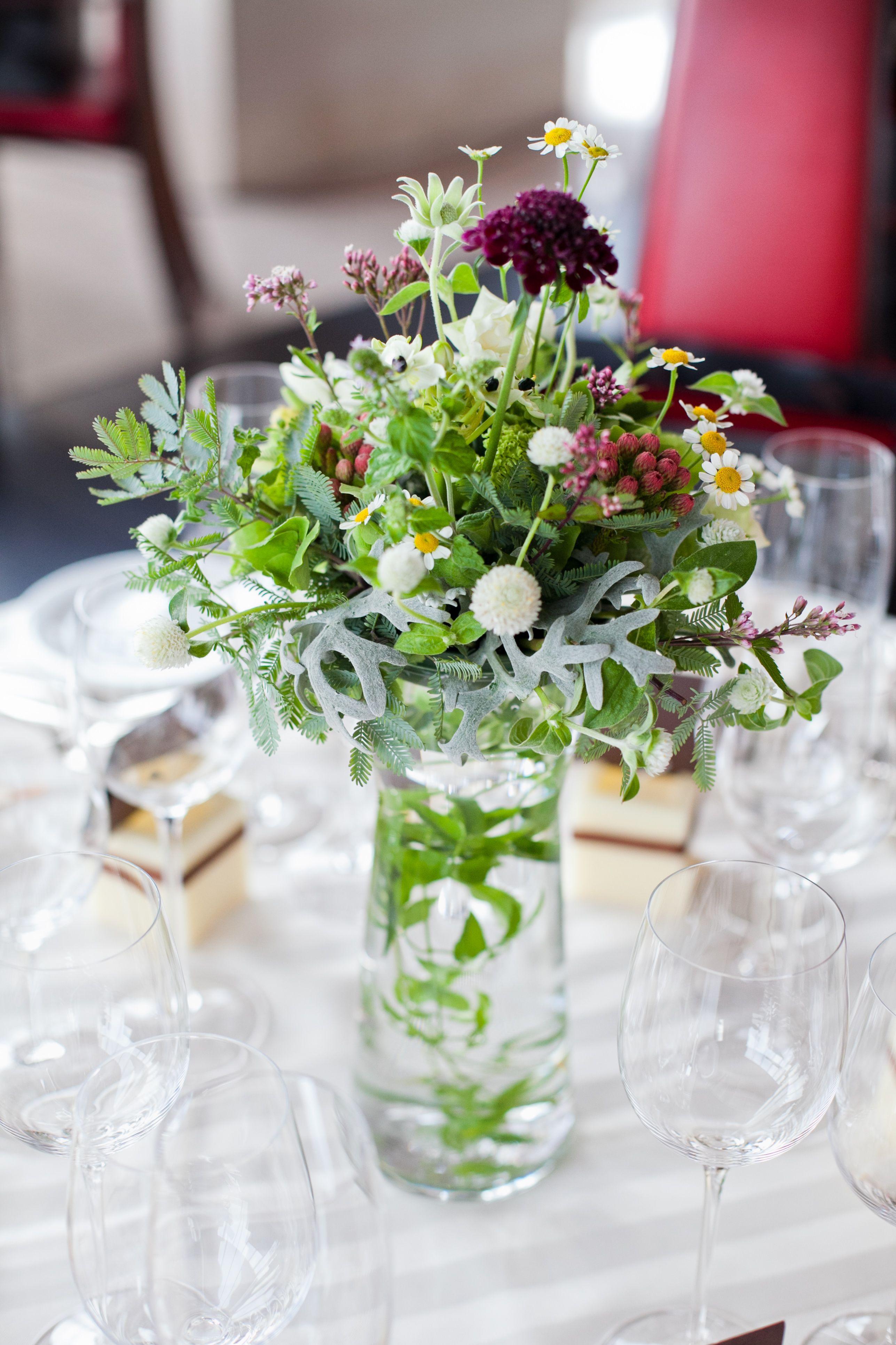 テーブル装花 会場装飾 テーブル装飾 会場装花 テーブルフラワー