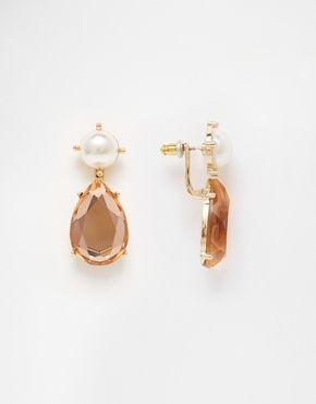 ASOS - Boucles d'oreilles balanciers élégantes