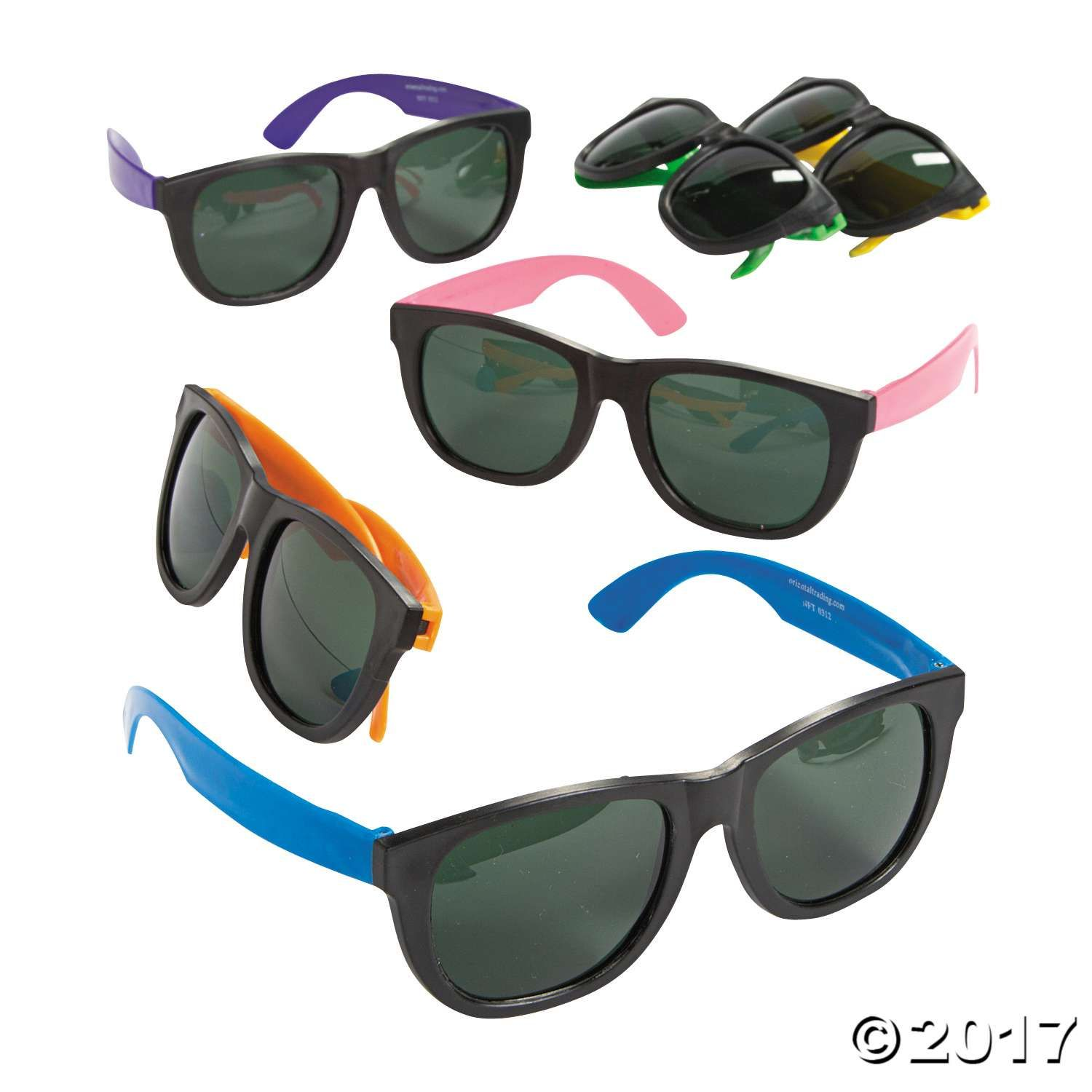 Shade the rays at your next spy-themed birthday party with these ...