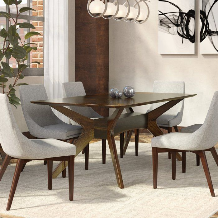 White Cane Outdoor Furniture, Langley Street Selena Solid Wood Dining Table Reviews Wayfair Dining Table Oval Table Dining Wood Dining Table