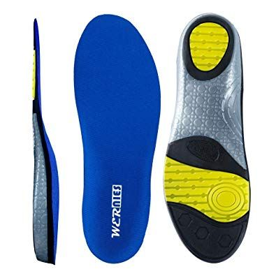 functional insertscontoured neutral arch support is
