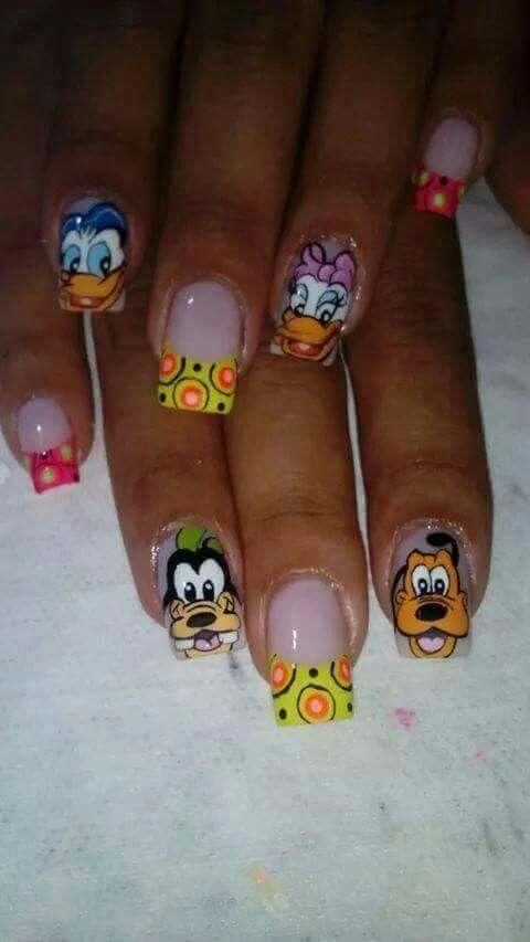 Pin de Jazmin Guevara en Manicure | Pinterest | Diseños de uñas ...
