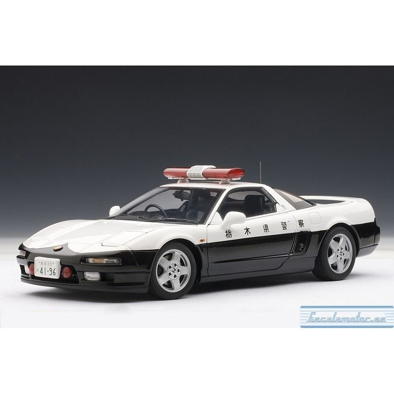 HONDA NSX 1990 JAPANESE POLICE CAR (LIMITED EDITION OF 3,000 PCS ...