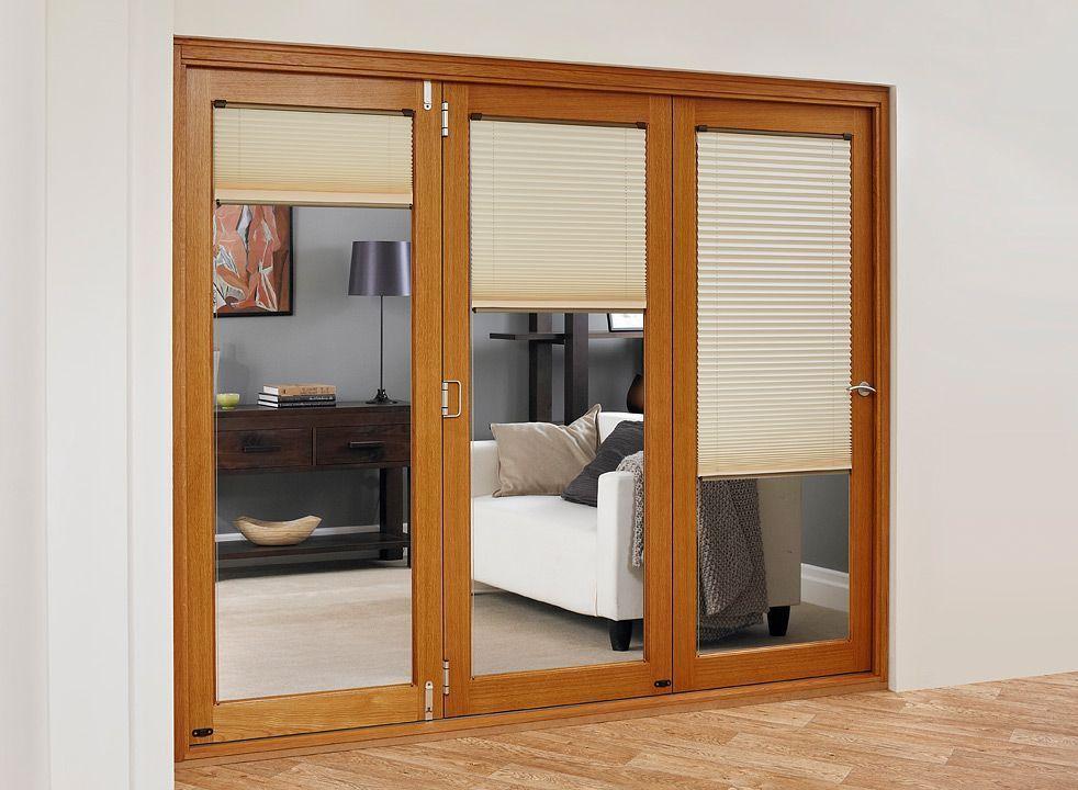 folding divider doors