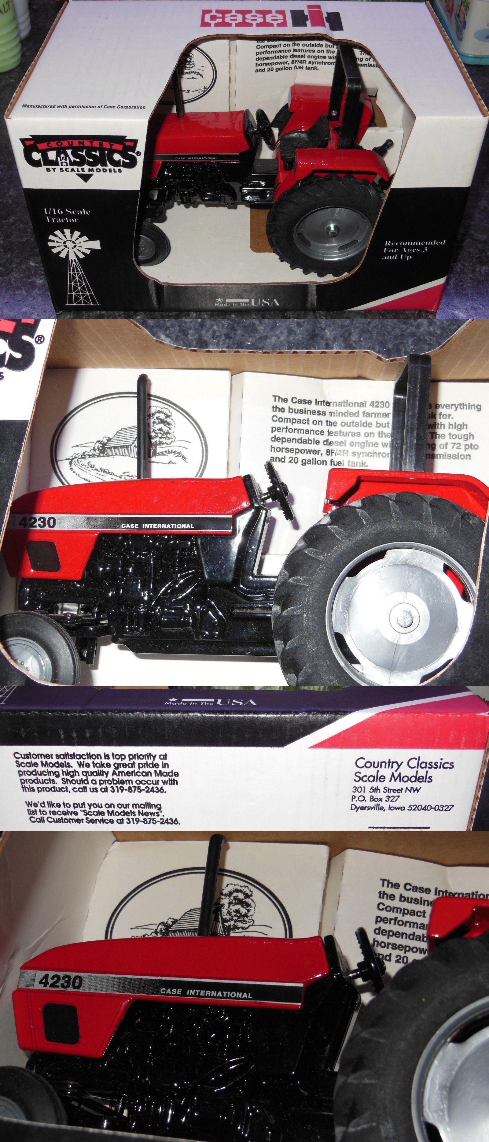 Vintage Manufacture 741: Case International 4230 Tractor