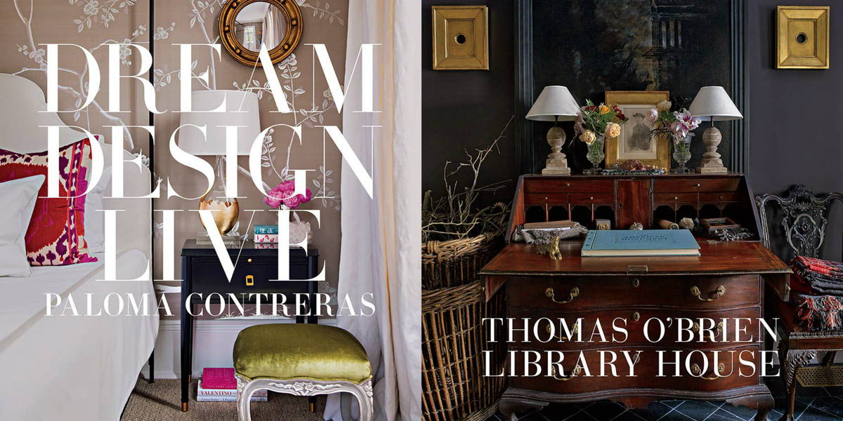 Our 16 Favorite Design Books For Holiday Gifting Interior Design
