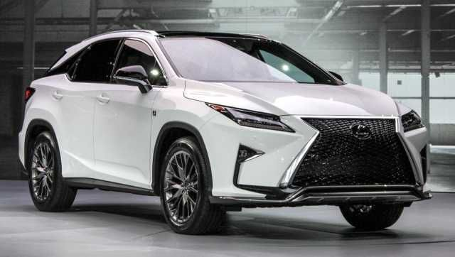 2017 Lexus Rx 350 Review Redesign And