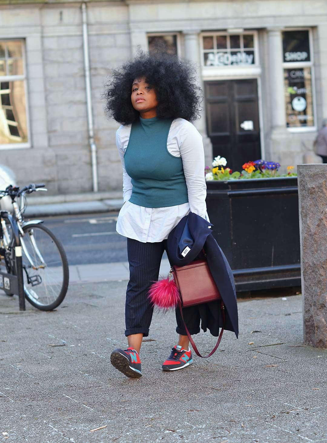 how to wear a fitted vest No Ordinary She Repost | How
