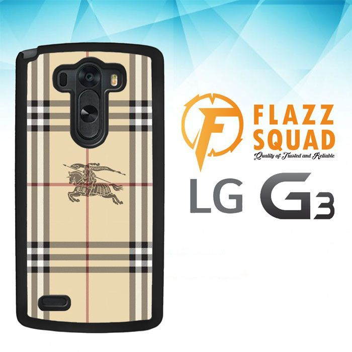 47b7ea7c5 Burberry London Estabilished 1856 L1308 LG G3 Case | Products