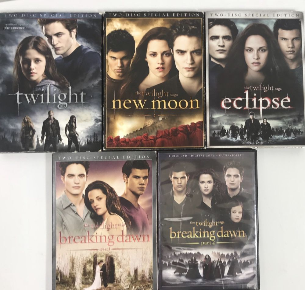 Twilight Reihenfolge