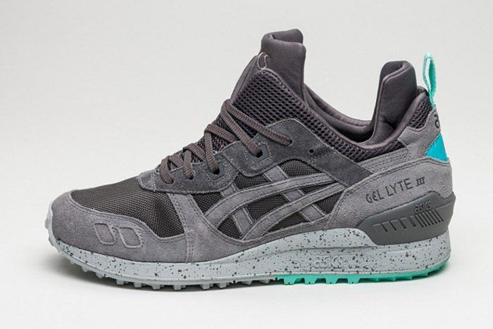 The Asics Gel Lyte 3 Mid Comes In Two New Colorways To