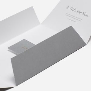The Gift Card - Everlane. For that guy in your life who's a little ...