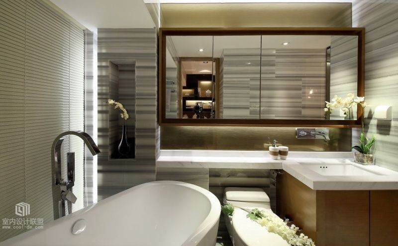 Interior Design Styles Modern Minimalist Bathroom Vanity In L Extraordinary Bathroom Design Styles