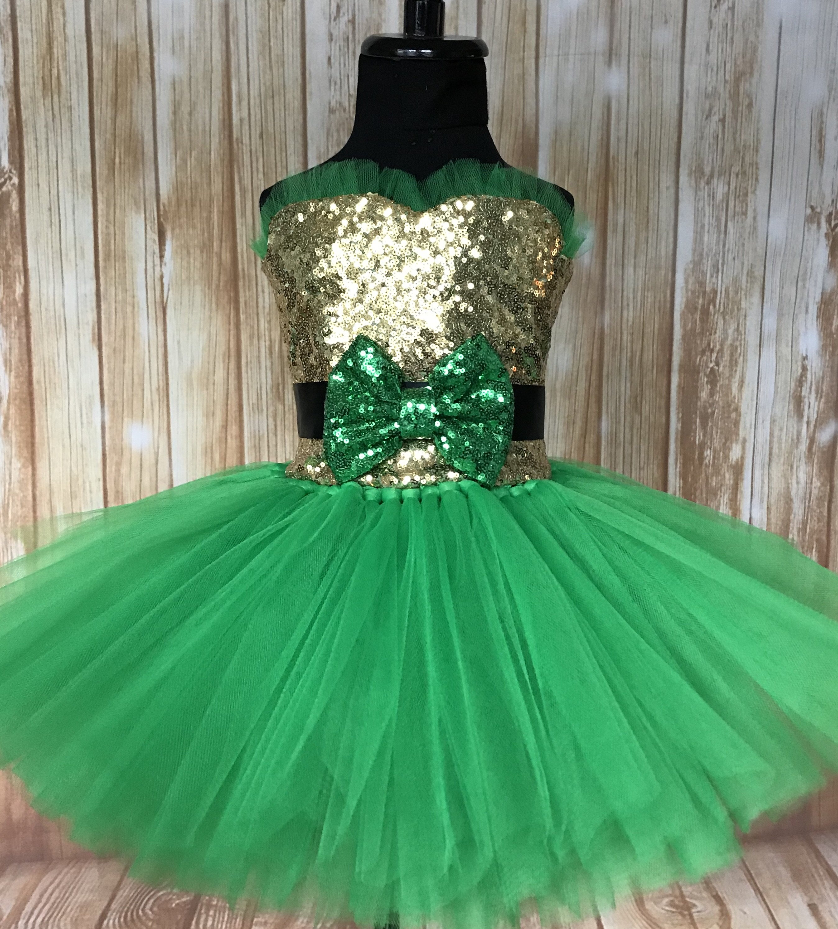 Ladies St Patrick/'s Day Tutu Fancy Dress Costume Ireland Irish Leprechaun Party