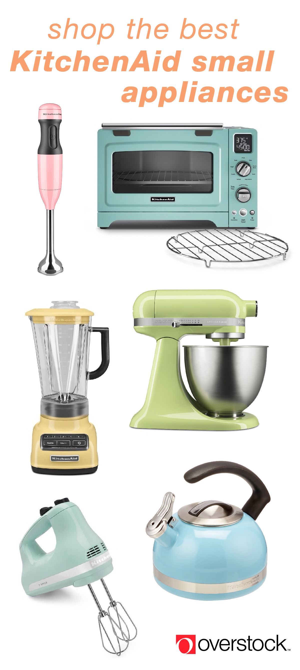 Small appliances bring convenience to your kitchen, making speciali ...