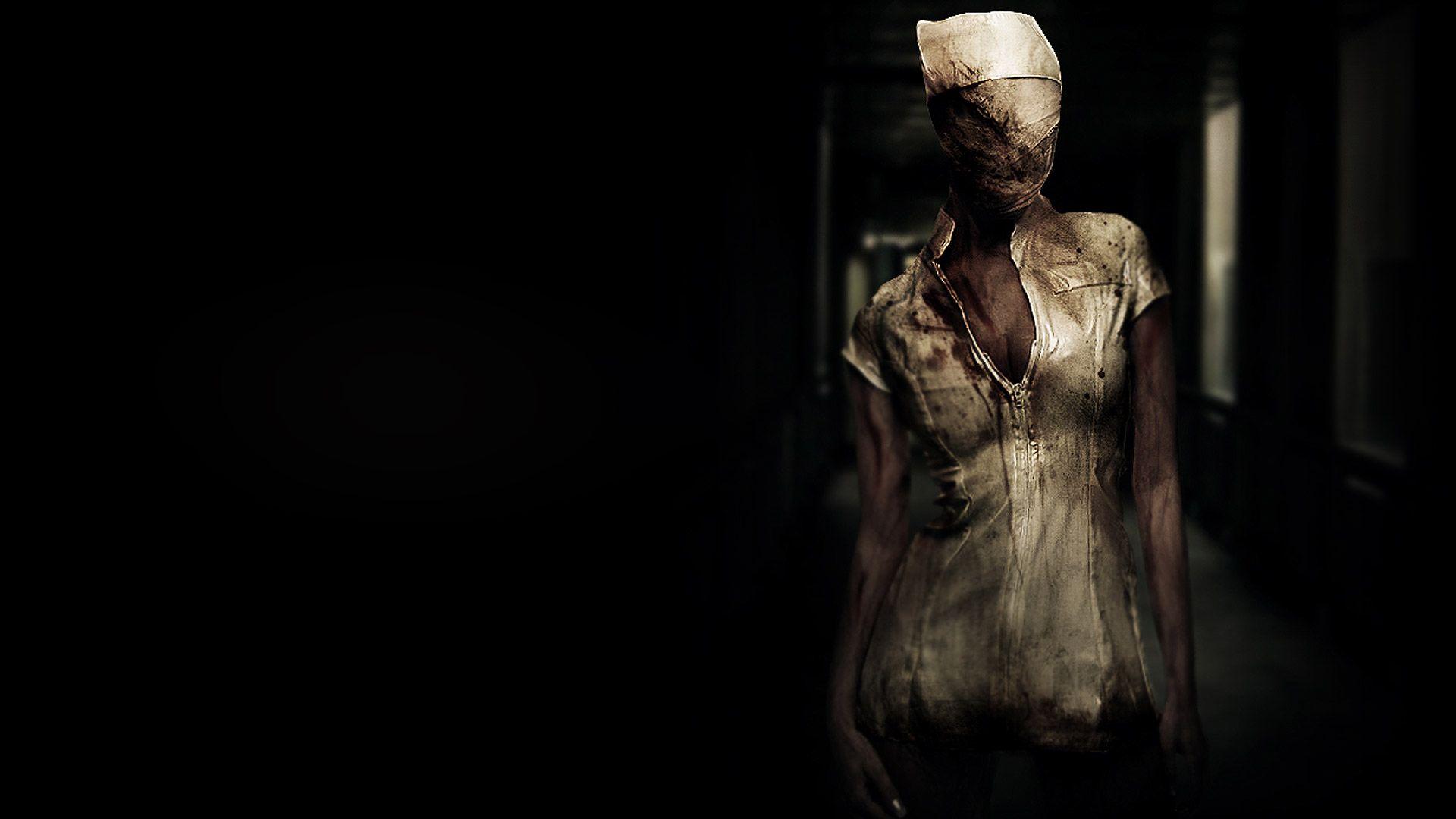 Keytoplay It Horror Wallpapers Hd Silent Hill Silent Hill Art