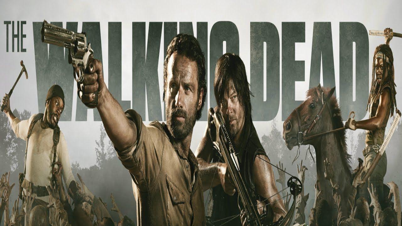 The Walking Dead Season 4 Trailer! The walking dead