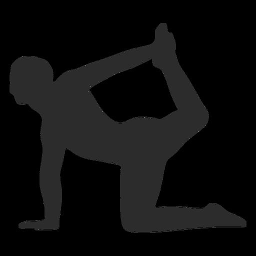 Balance Yoga Pose Silhouette Ad Yoga Pose Silhouette Balance Yoga For Balance Silhouette Yoga Poses