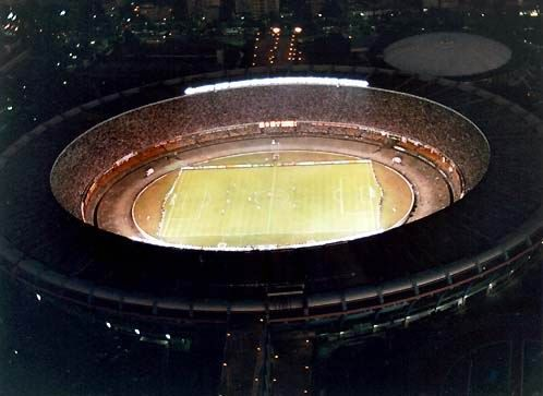 12 Biggest Football Stadiums In The World Fifa 2014 World Cup World Cup Final Football Stadiums