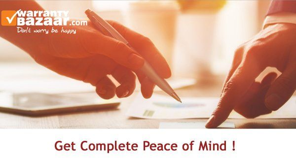 #MobilePhone #ExtendedWarranty - Giving 'Complete Peace of Mind' to Users. http://bit.ly/29GTPJS  #WarrantyBazaar